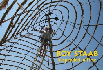 Roy Staab: Suspended in Time cover