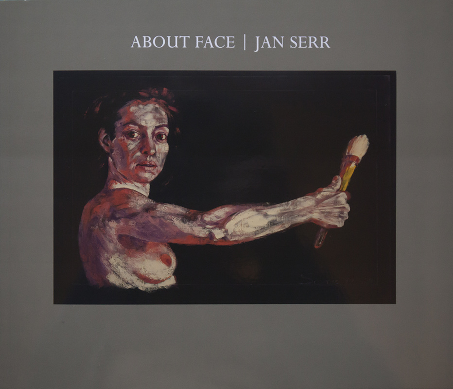 About Face | Jan Serr cover